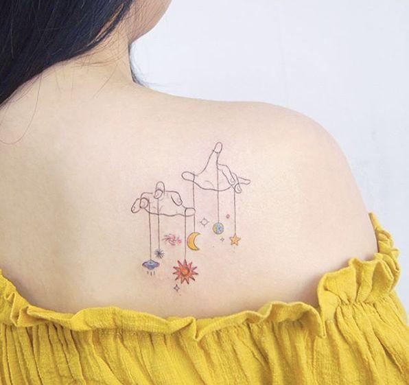 鄭州天龍紋身分享:高考結束想紋身?30個清新不俗氣的圖案了解一下!|洗紋身-鄭州天龍紋身工作室