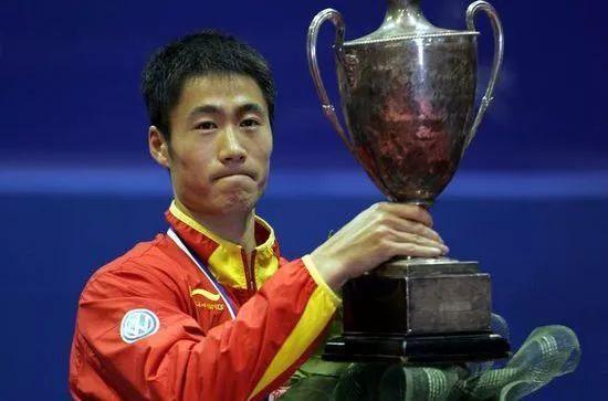 历史上的今天中国著名男子乒乓球运动员王励勤出生