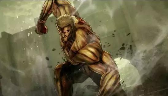 莱纳是铠之巨人_《进击的巨人》七大强悍的巨人,颚之巨人神秘,艾伦能力最强大!