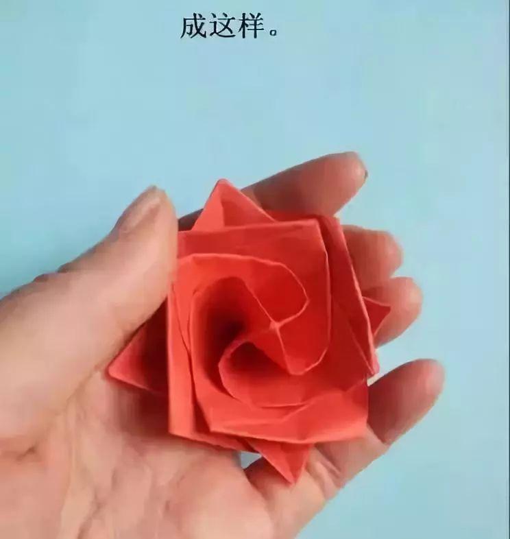 母婴 正文  卷纸玫瑰花手工制作教程 皱纹纸玫瑰花手工制作教程2 本文