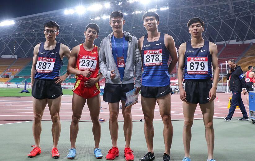 田径全国赛创多项佳绩江亨南百米10秒22最惊艳