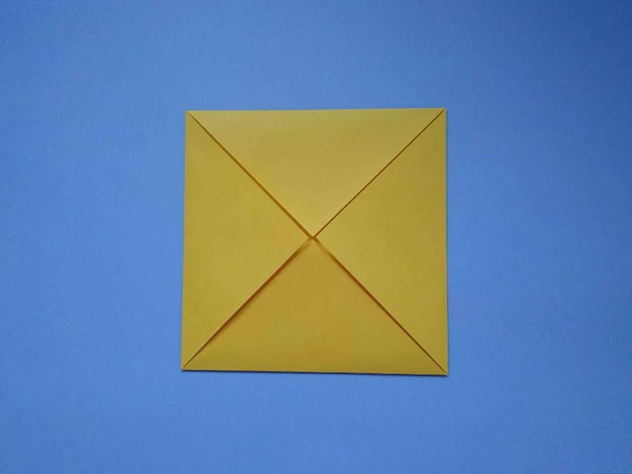 女生都喜欢的爱心收纳盒折纸,做法简单一学就会,手工折纸教程