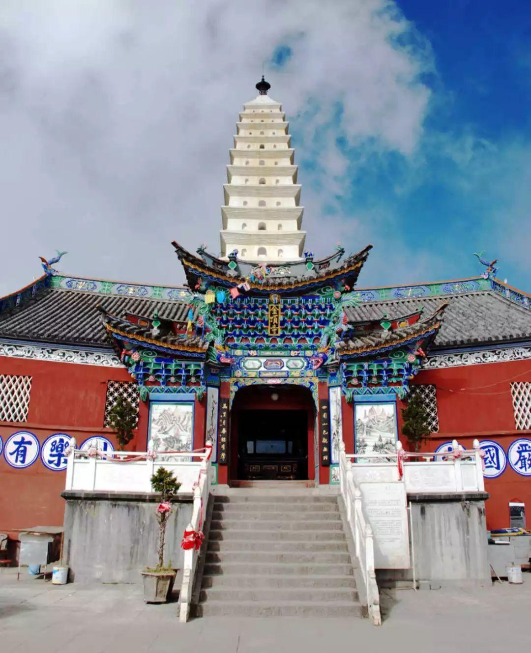 这八大佛教名山,人文与自然美景尽收眼底