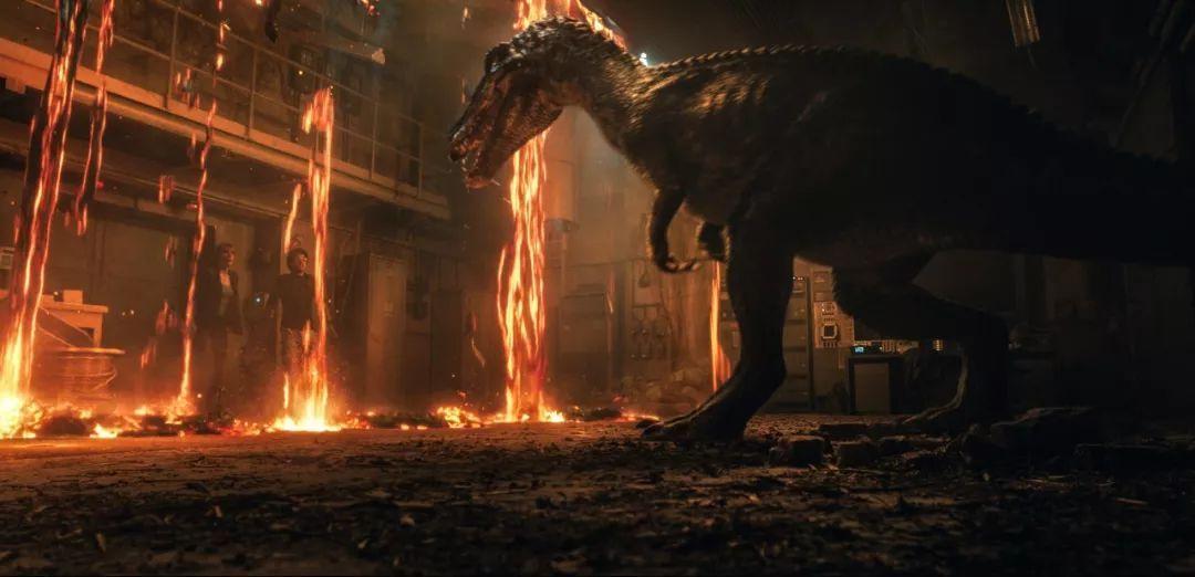 《侏罗纪世界2》:这届恐龙奶凶奶凶的