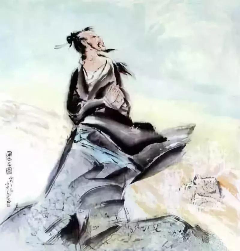 毛泽东端午节 七绝 屈原 ,独创之论前无古人