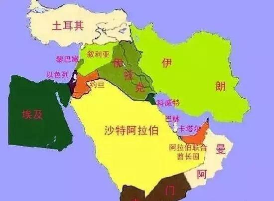 巴以冲突中东地�_今年以来,中东地区持续见证矛盾演变,博弈加剧,冲突频发,原有地缘政治