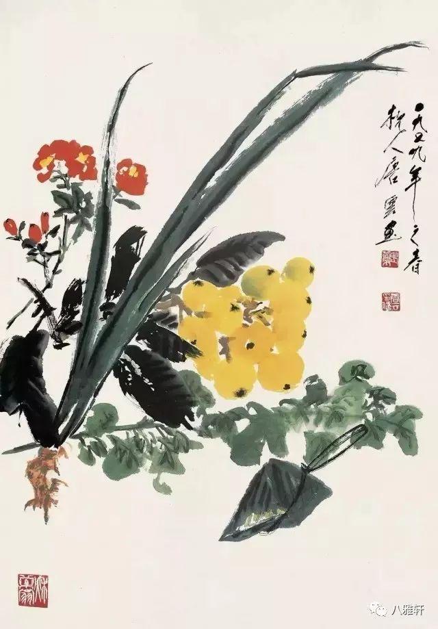 八雅轩丨 名家绘画中的端午节怎么过的