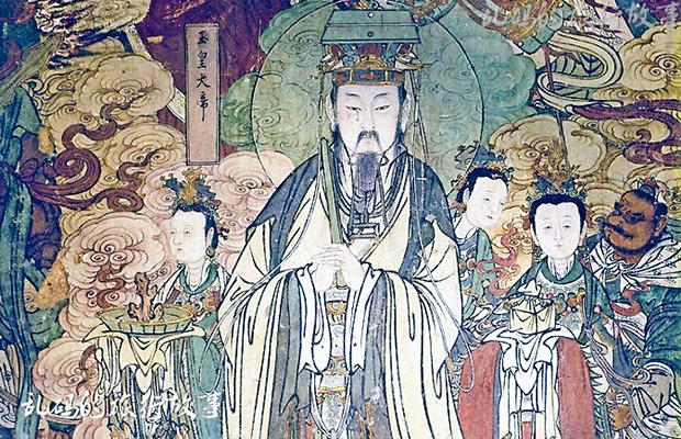 """河北古寺佛像竟罕见""""倒坐"""" 国宝壁画与莫高窟齐名却少有人知!"""