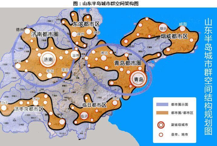 专题|山东半岛双核凸显,青岛投资前景更优