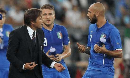 sepakbola italia conte: italia siap sasar target besar antonio