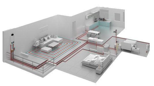 为什么说冷凝式燃气锅炉是现代家居的最优选择