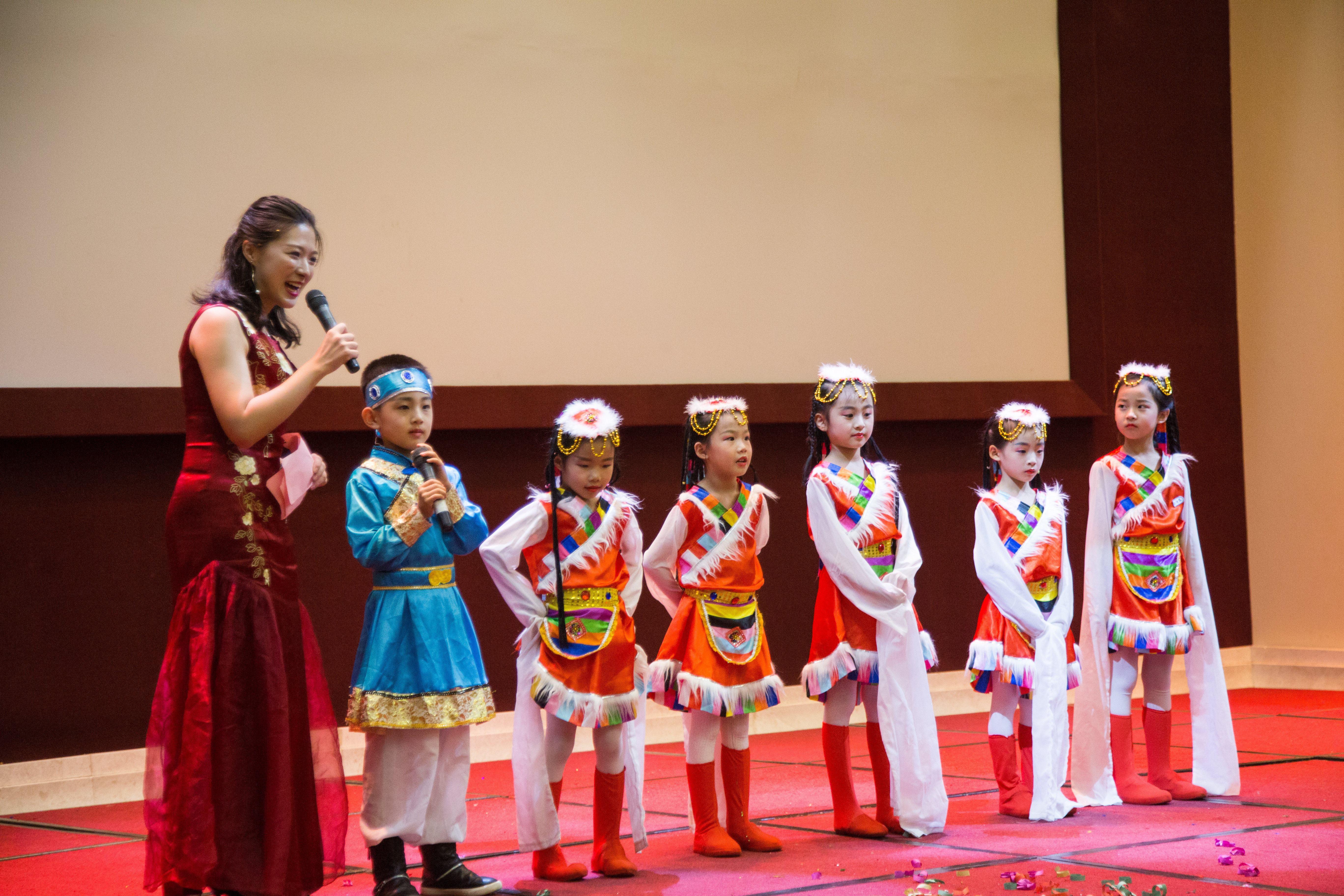 2018中国顶级少儿模特童星影视大赛(华南赛区)启动仪式
