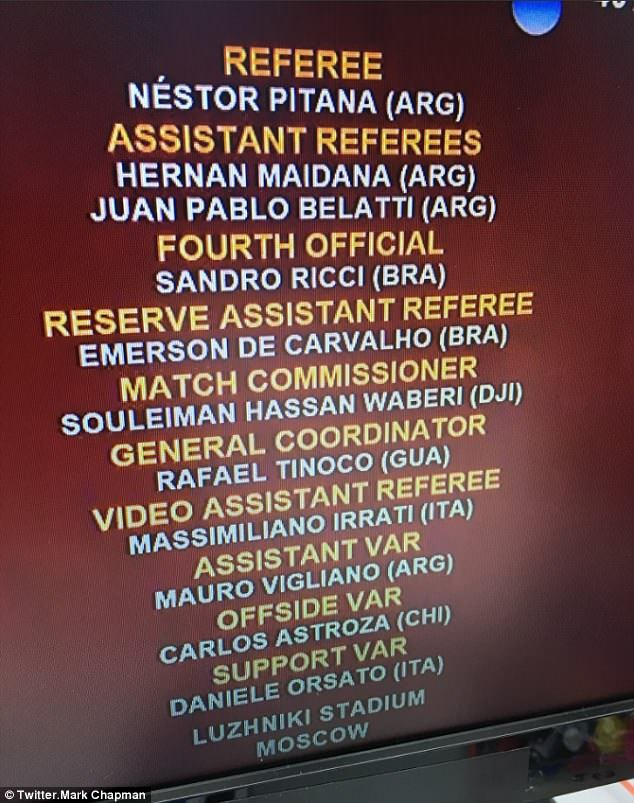 博天堂918AG手机版网址13场比赛8粒点球打破纪录 VAR裁判世界杯显身手