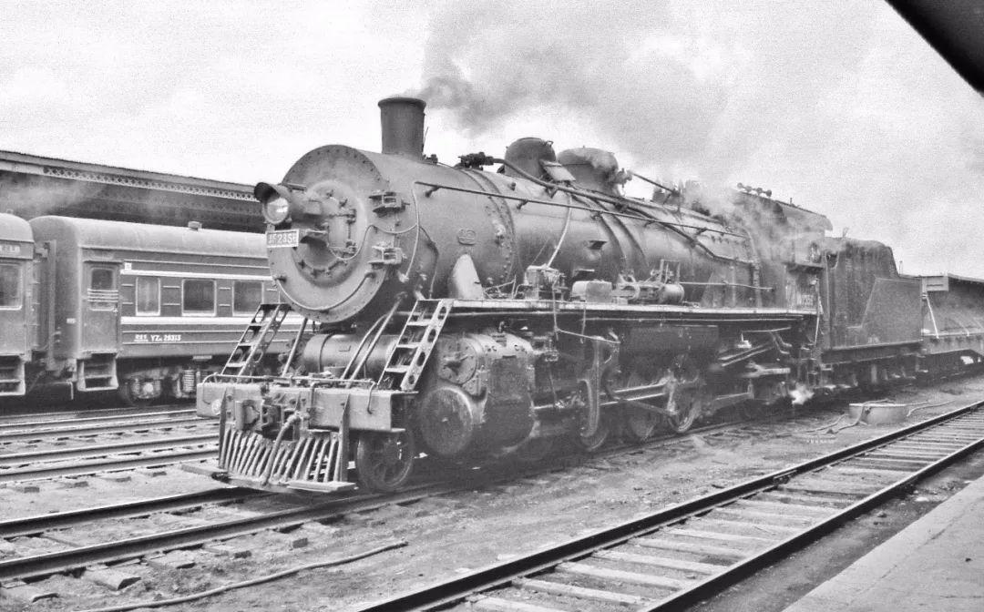 模型 百万城解放型蒸汽机车模型测评图片