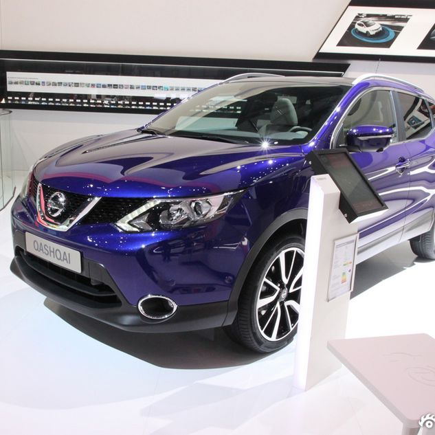 日产最便宜的SUV欧洲人特喜欢月销16万14万起国人也买账