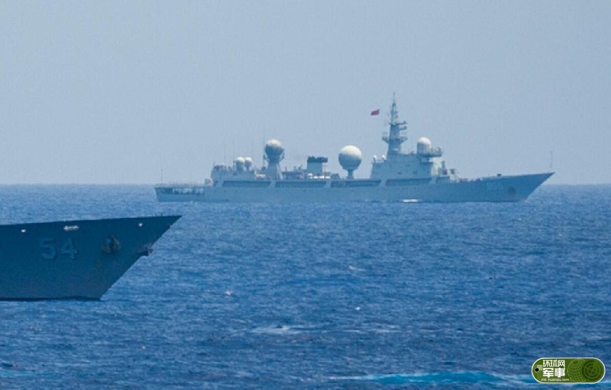 815电子侦察船在建几艘