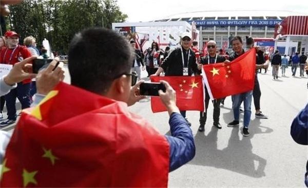 俄罗斯世界杯布满中国元素引日本媒体不满:又没你们神气个啥?