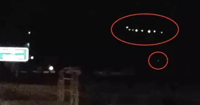 美国凤凰城ufo事件照片图片