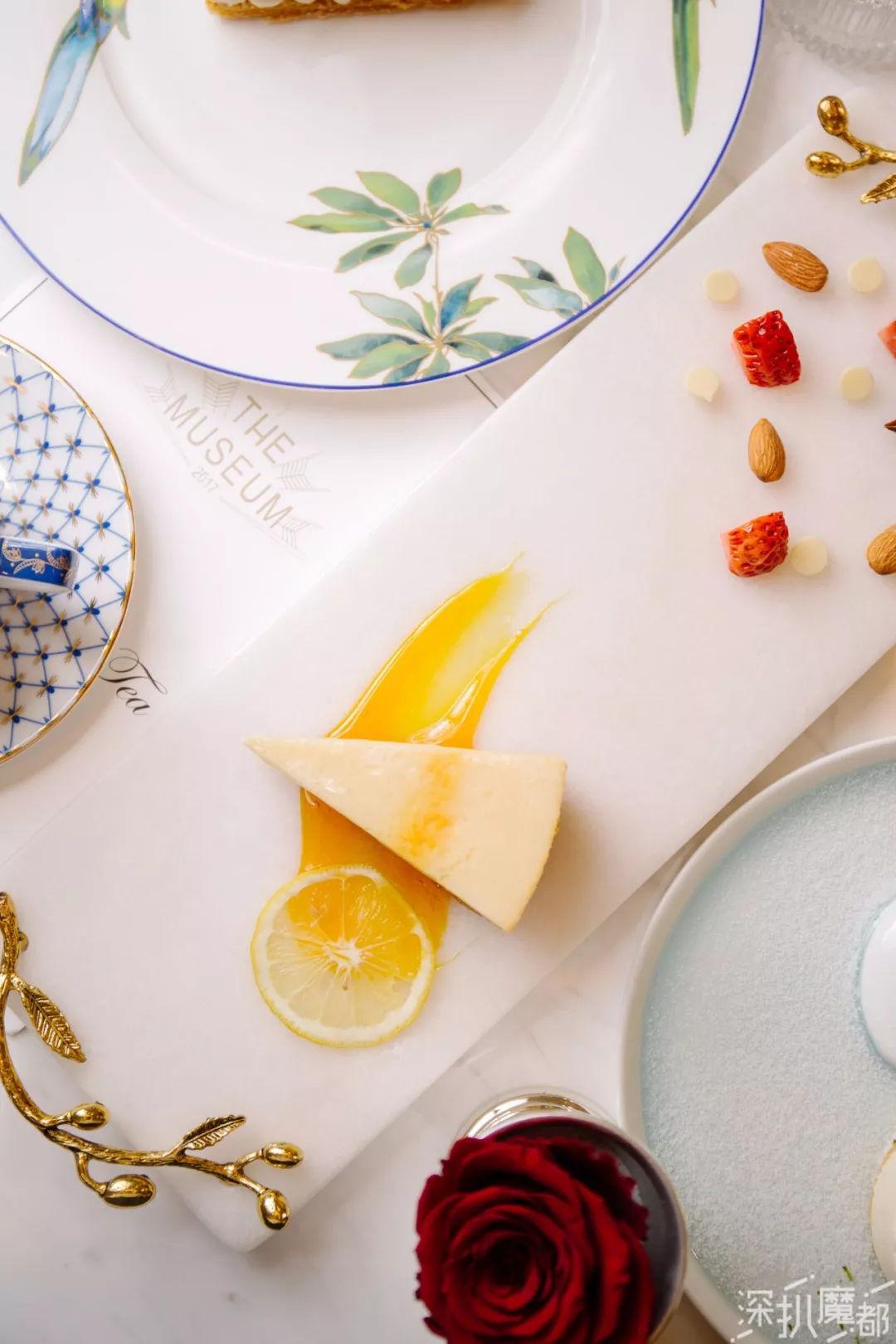 甜点盘饰:蛋糕·慕斯·塔派 甜点餐盘装饰摆盘造型花样... -京东