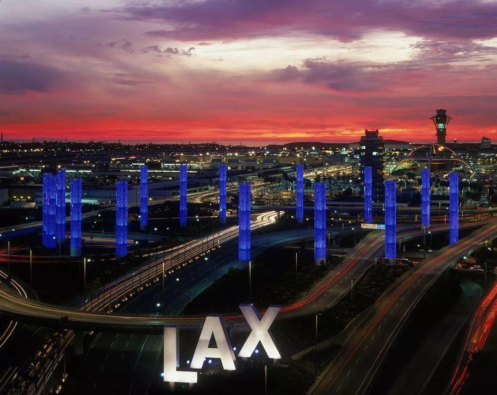 洛杉矶免费Wi