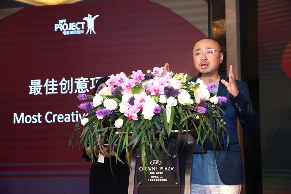 博天堂918AG手机版网址徐峥任电影节创投评审主席  为中国电影挖掘新力量