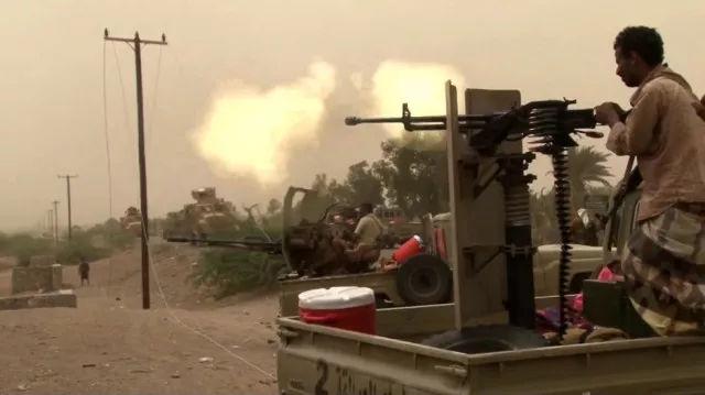联酋躹��9he9�9.�_沙特,阿联酋等国联军占领荷台达机场