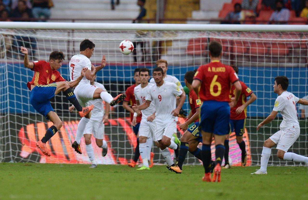 2018年6月21日世界杯B组 西班牙vs伊朗 直播[视频]