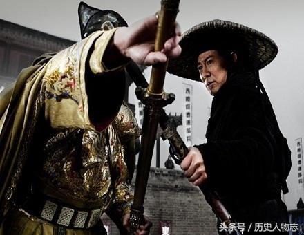 《龙门飞甲》中的赵怀安——廉洁不贪正直忠诚,皇帝为他建显忠祠