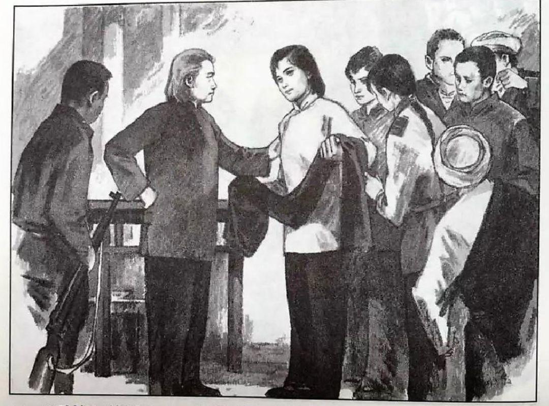 江姐小提琴曲谱