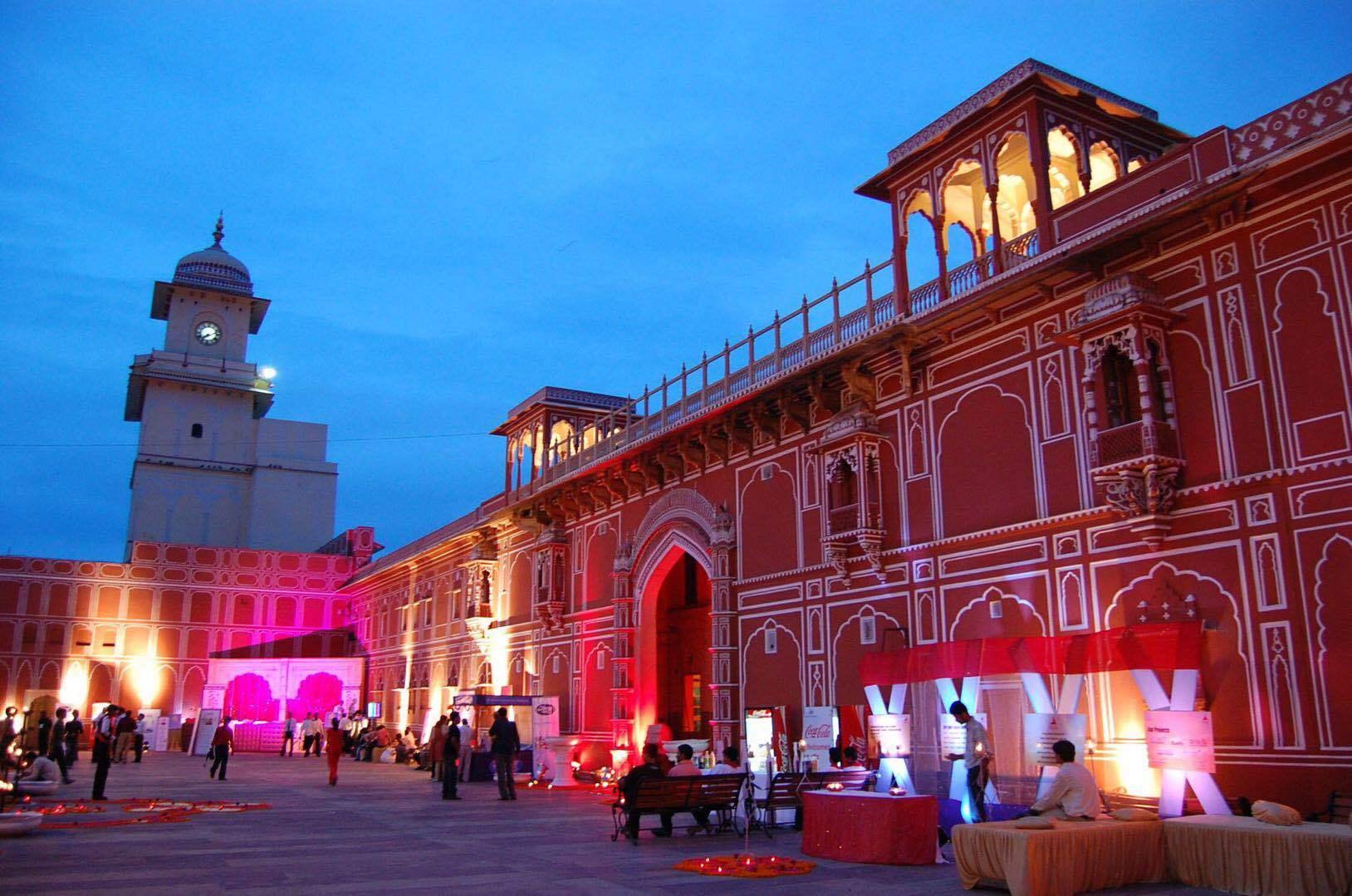 你会去印度旅游吗?推荐斋浦尔,印度最浪漫的风之宫殿