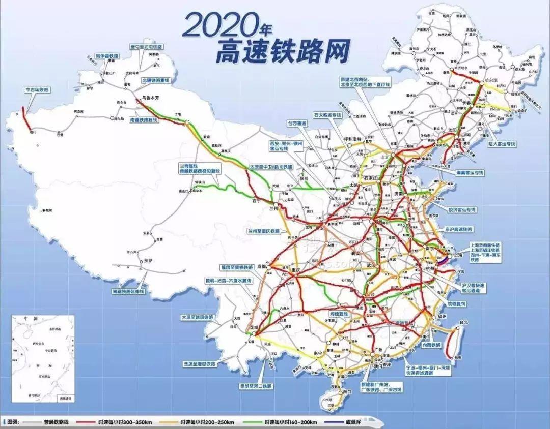 牡丹江高铁规划图