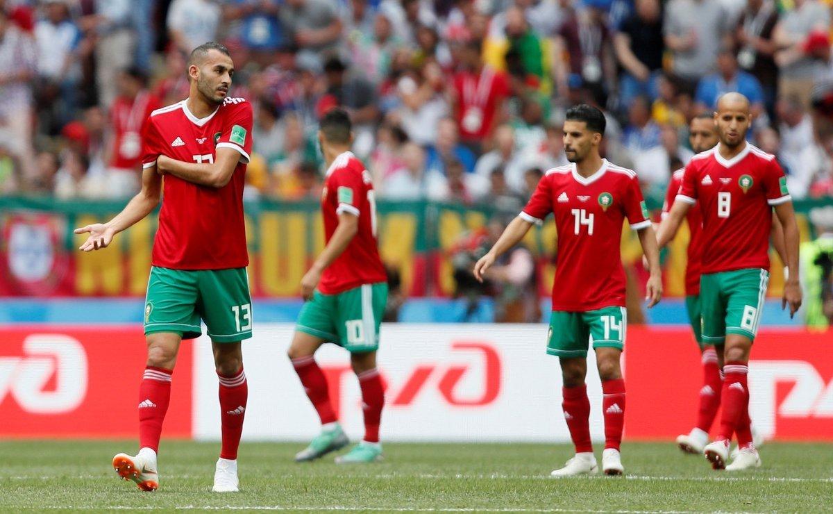 摩洛哥评分:全队合格前场双核携手高分已惘然