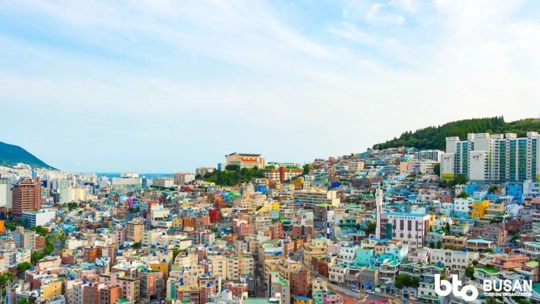 釜山最美的山路在哪里?