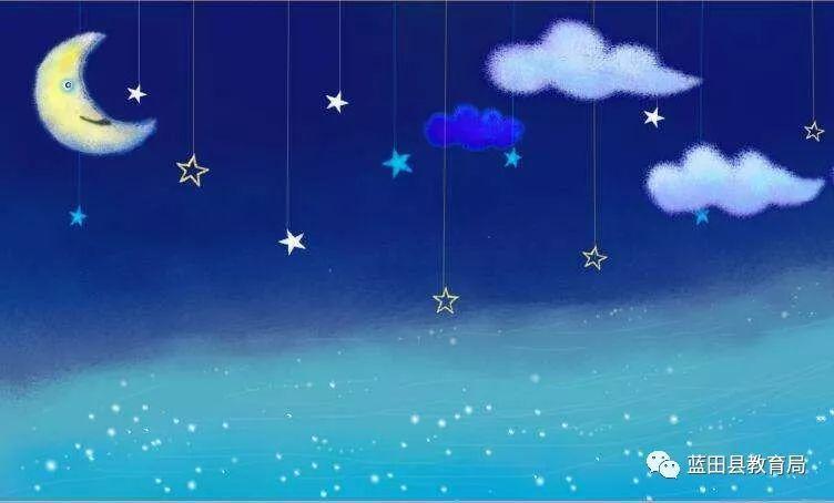 故事乐园 萤火虫和小星星