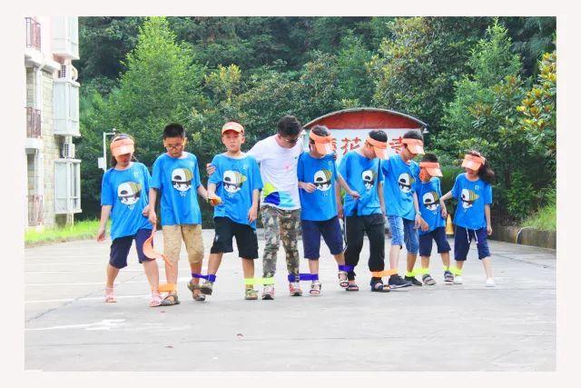 兒童夏令營活動方案