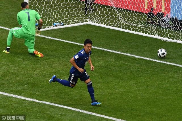 师从南美技术流 日本终于以二比一击败