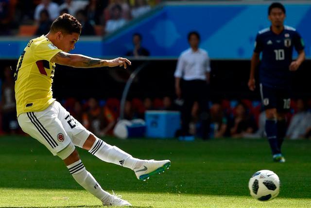 点球+红牌,潜意识的错误让南美劲旅哥伦比亚陷入了绝境!