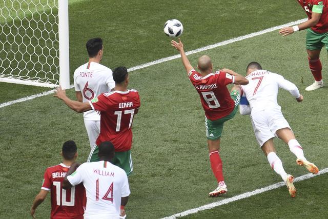 俄罗斯世界杯第1支出局球队出炉!C罗将摩洛哥送出局