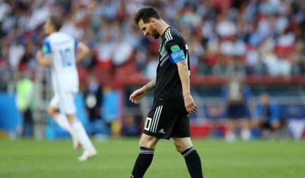 阿根廷被淘汰绝非危言耸听,谁来为梅西分担压力