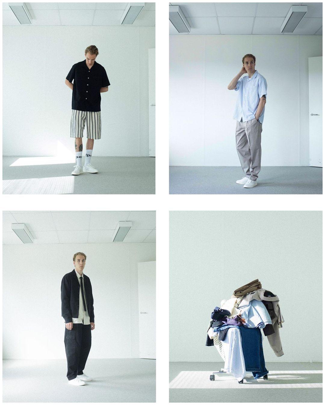 逛完全世界最大的男装展,我决定推荐这6个北欧独立品牌