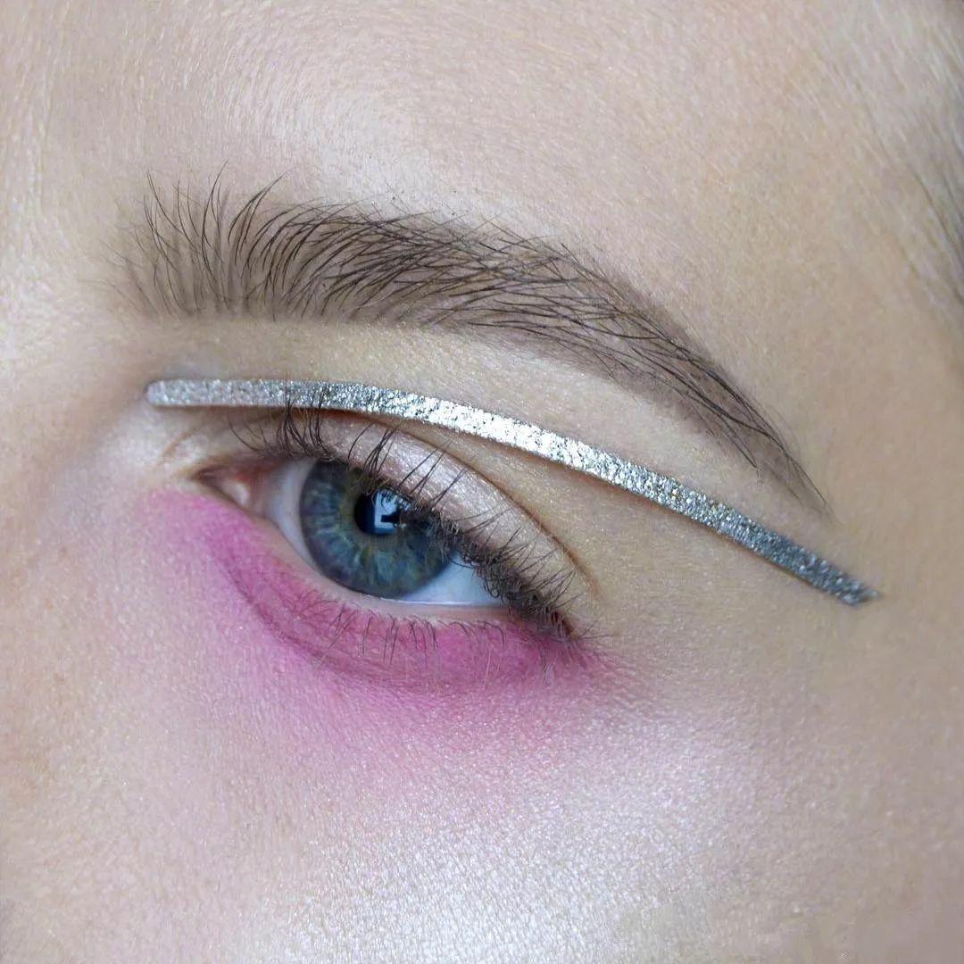眼睛创意图形组合图_素材公社