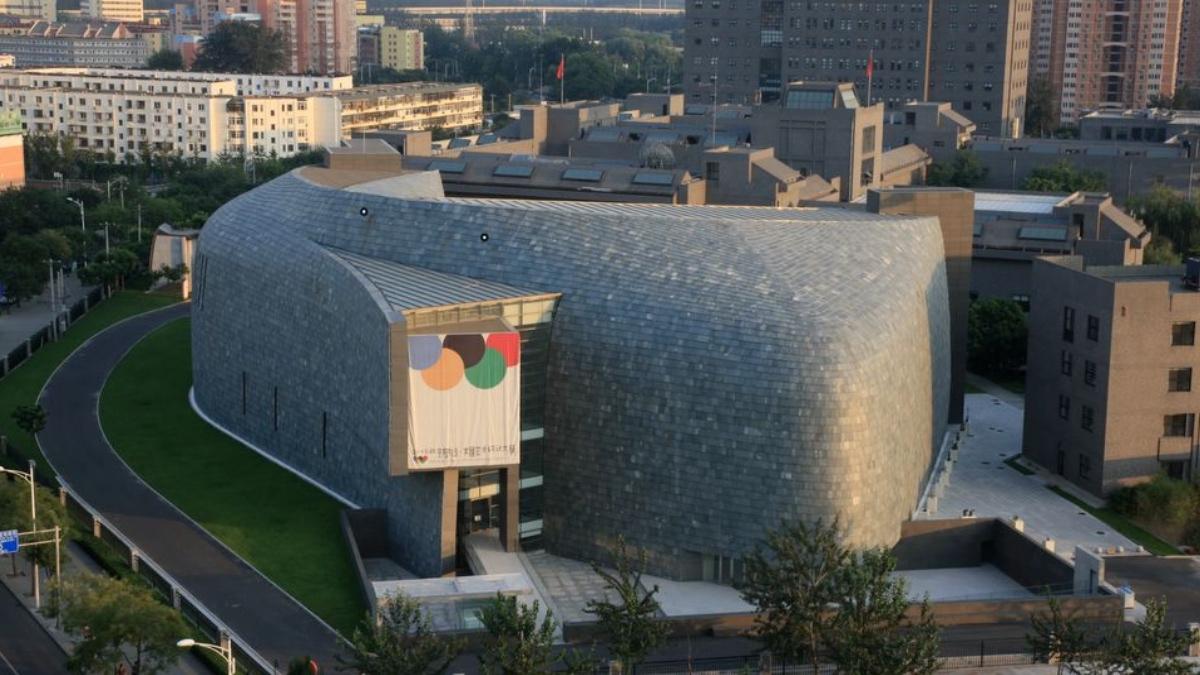 为了让更多人能参观中央美术学院,Google 在中国做了什么?