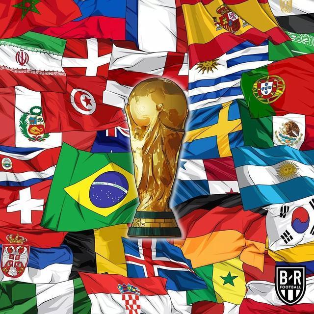 世界杯32强全登场,你决定Pick哪队球衣?