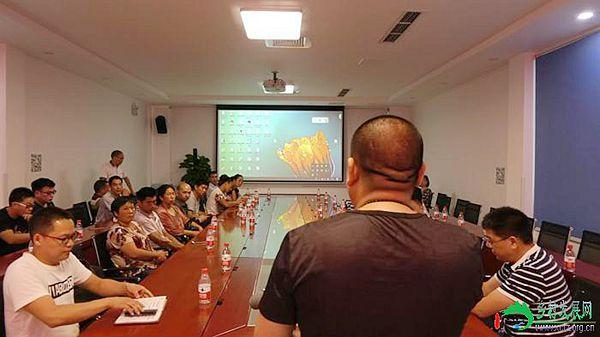 重庆正大涪陵片区6月禽料招商会在李渡工业园区举行
