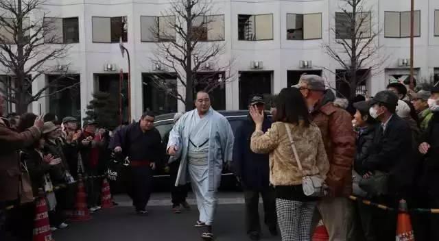 日本相扑手退役后都去了哪里?并没有想象的风光!