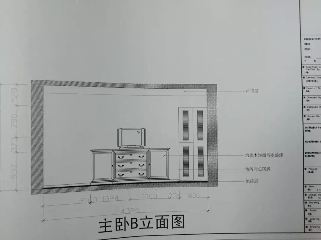 【优秀作品展示】--15级施工图设计毕业设计建筑优秀图片
