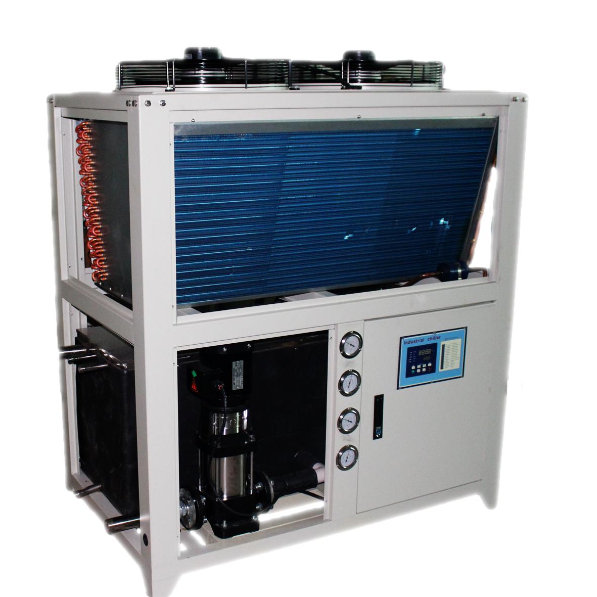 螺杆式冷水机排气温度过高的危害