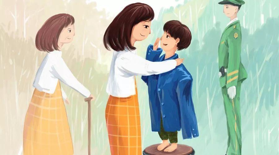 孩子长大后能记住哪些时刻?妈妈的叮嘱还是父亲的道理?