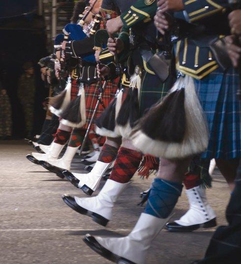 为什么苏格兰男人爱穿短裙 原来还有这么多讲究