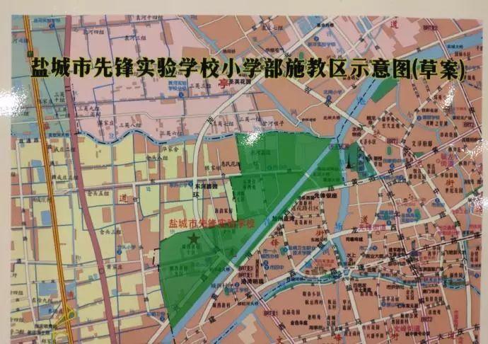 亭湖区规划图